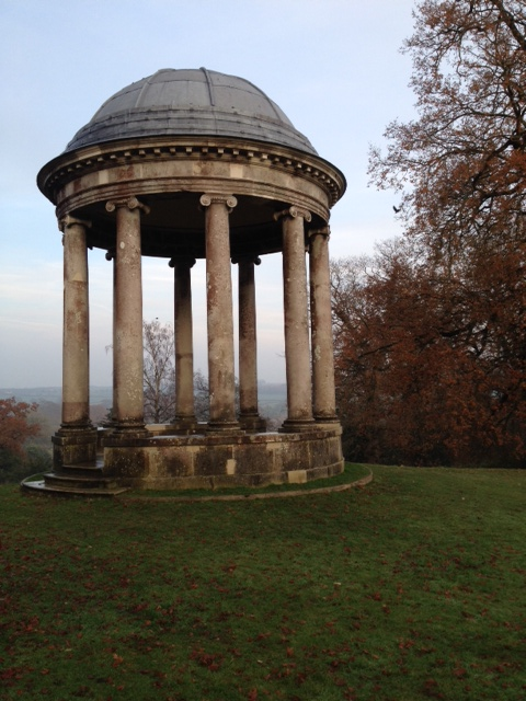 Ionic_Rotunder_Petworth_House